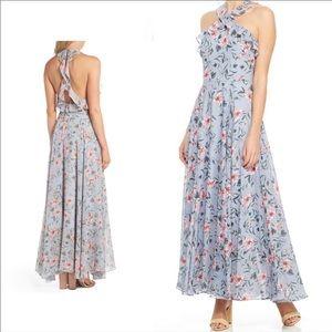 Gal Meets Glam NWT Ella Maxi Dress size 20 Floral